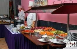 Санаторій Женева ресторан