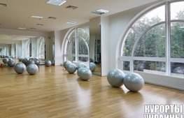 Санаторий Женева тренажерный зал
