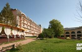 Санаторій Женева територія