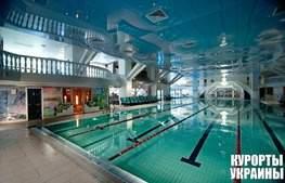 Санаторій Женева басейн