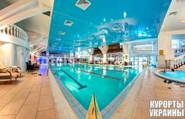 Санаторий Женева бассейн