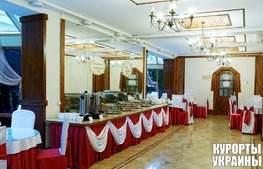 Санаторій Віктор ресторан