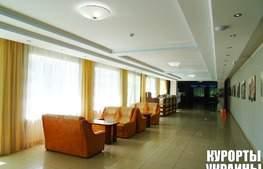 Санаторій Шахтар холл
