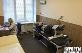 Санаторий Шахтер лечение