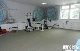 Санаторій Перлина Прикарпаття тренажерний зал