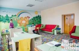 Санаторій Перлина Прикарпаття дитяча кімната