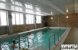 Санаторій Перлина Прикарпаття бассейн