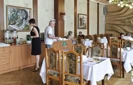 Санаторій Молдова харчування
