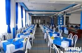 Санаторій Алмаз шведський стіл