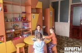 Санаторій Кристал дитяча кімната