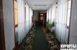 Санаторій Арніка критий перехід