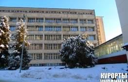 Санаторій Воєнний Трускавецький територія