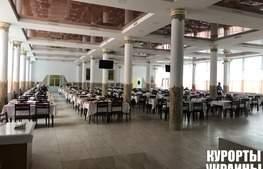 Санаторій Воєнний Трускавецький їдальня