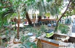 Санаторій Південний зимовий сад