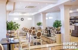 Отель Green Park Hotel ресторан