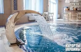 Отель Green Park Hotel бассейн