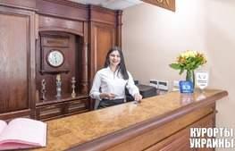Готель Маріот Медікал Центр рецепція