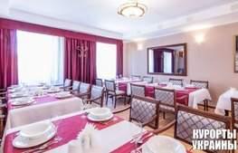 Готель Маріот Медікал Центр ресторан