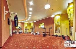 Готель П'ятий Океан тренажерний зал