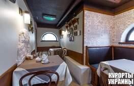 Вилла Моцарт ресторан