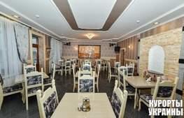 Вілла Жасмін ресторан